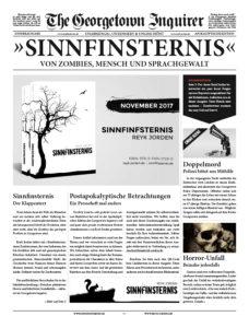Sinnfinsternis Presseheft