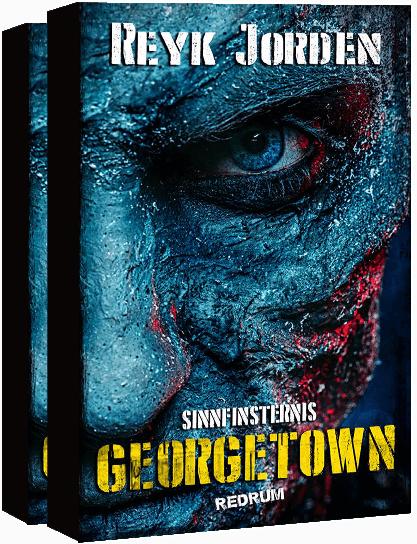 Sinnfinsternis Georgetown - Reyk Jorden Buchcover